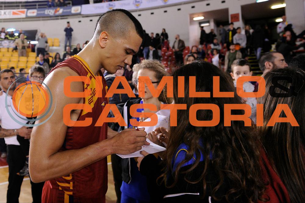 Daniele Sandri<br /> Roma Gas &amp; Power Roma - Unicusano Roma<br /> Campionato Basket LNP 2016/2017<br /> Roma 12/03/2017<br /> Foto Ciamillo-Castoria