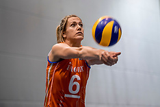 20180510 NED: Training Dutch volleyball team women, Arnhem