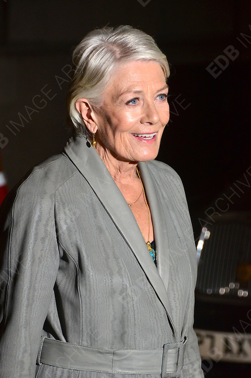 05.JANUARY.2012. LONDON<br /> <br /> VANESSA REDGRAVE AT THE CORIOLANUS SPECIAL SCREENING AT THE CURZON MAYFAIR IN LONDON <br /> <br /> BYLINE: EDBIMAGEARCHIVE.COM<br /> <br /> *THIS IMAGE IS STRICTLY FOR UK NEWSPAPERS AND MAGAZINES ONLY*<br /> *FOR WORLD WIDE SALES AND WEB USE PLEASE CONTACT EDBIMAGEARCHIVE - 0208 954 5968*