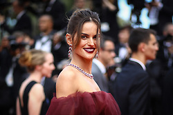 Izabel Goulart attends the screening of Oh Mercy! (Roubaix, une Lumiere) during the 72nd annual Cannes Film Festival on May 22, 2019 in Cannes, France. Photo by Shootpix/ABACAPRESS.COM