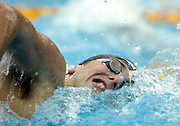 New Zealand's Andrew McMillan in action during the 200m freestyle heats at the 2006 Telstra Commonwealth Games Swimming Trials, Melbourne Sports and Aquatics Centre, on Tuesday 31 January, 2006. Photo: Sport the Library/PHOTOSPORT<br /><br /><br />144505