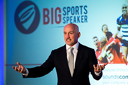 Barry McGuigan is the guest as Bristol Sport hosts their monthly networking breakfast event at Ashton Gate Stadium - Rogan Thomson/JMP - 31/03/2017 - SPORT - Ashton Gate Stadium - Bristol, England - Big Sports Speaker March 2017.