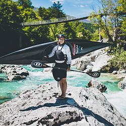 20200507: SLO, Canoe - Eva Tercelj Covid-19 practice session