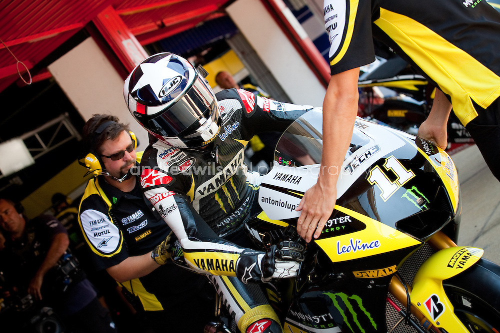 Catalunya - Round 7- MotoGP - Gran Premi Aperol de Catalunya - Spain - July 2-4, 2010.:: Contact me for download access if you do not have a subscription with andrea wilson photography. ::  ..:: For anything other than editorial usage, releases are the responsibility of the end user and documentation will be required prior to file delivery ::..