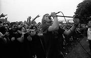 Rock gig crowds, Big Day Out Festival, Australia 2000's