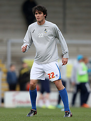 Bristol Rovers' Will Packwood- Photo mandatory by-line: Matt Bunn/JMP - Tel: Mobile: 07966 386802 23/11/2013 - SPORT - Football - Burton - Pirelli Stadium - Burton Albion v Bristol Rovers - Sky Bet League Two