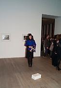 FABIOLA QUIROZ;, FABIOLA QUIROZ; REEM DEBS; FRANCESCA AMFITEROF, Gabriel Orozco reception, Tate Modern, London. 18 January 2010. .-DO NOT ARCHIVE-© Copyright Photograph by Dafydd Jones. 248 Clapham Rd. London SW9 0PZ. Tel 0207 820 0771. www.dafjones.com.
