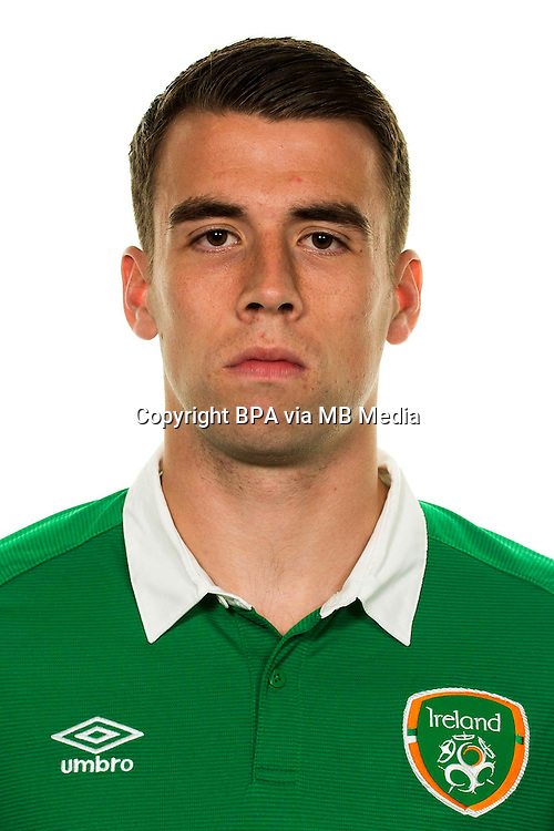 Uefa Euro FRANCE 2016 - <br /> Eire National Team - <br /> Seamus Coleman