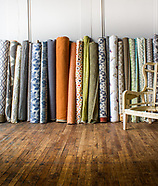 Fabric Roll Arrangements