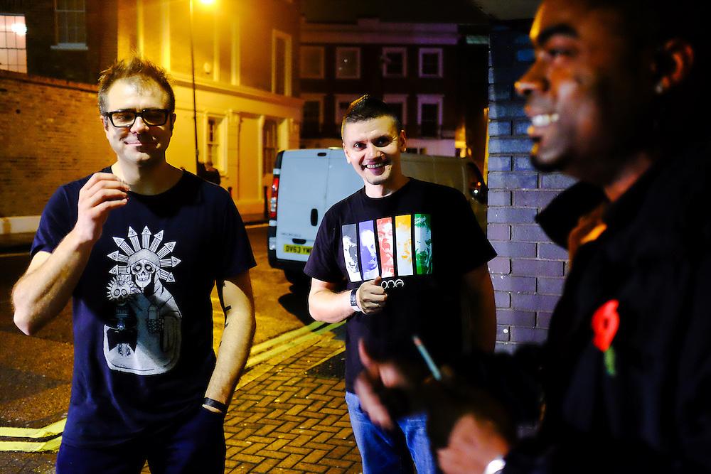 Coma UK Tour 2014 O2 Academy Islington London