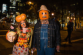 Greenwich Village Halloween Parade 2016