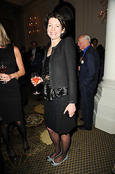THOMASINA MIERS at the Tatler Restaurant Awards, at the Langham Hotel, Portland Place, London n 10th May 2010.