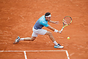 Marco CECCHINATO (ITA) during the Roland Garros French Tennis Open 2018, day 13, on June 8, 2018, at the Roland Garros Stadium in Paris, France - Photo Stephane Allaman / ProSportsImages / DPPI