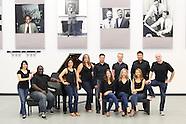 HGO. Studio Artists Group Portrait. 8.26.14