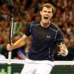 GB v USA | Davis Cup | 7 March 2015