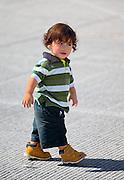 Kids being kids at Chalk the Block, El Paso 2014
