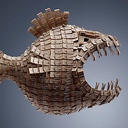 Fish made entirely out of mouse traps against a brushed steel background Ray Massey is an established, award winning, UK professional  photographer, shooting creative advertising and editorial images from his stunning studio in a converted church in Camden Town, London NW1. Ray Massey specialises in drinks and liquids, still life and hands, product, gymnastics, special effects (sfx) and location photography. He is particularly known for dynamic high speed action shots of pours, bubbles, splashes and explosions in beers, champagnes, sodas, cocktails and beverages of all descriptions, as well as perfumes, paint, ink, water – even ice! Ray Massey works throughout the world with advertising agencies, designers, design groups, PR companies and directly with clients. He regularly manages the entire creative process, including post-production composition, manipulation and retouching, working with his team of retouchers to produce final images ready for publication.