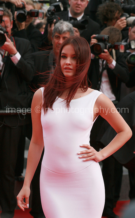 Barbara Palvin at The Search gala screening red carpet at the 67th Cannes Film Festival France. Tuesday 20th May 2014 in Cannes Film Festival, France.