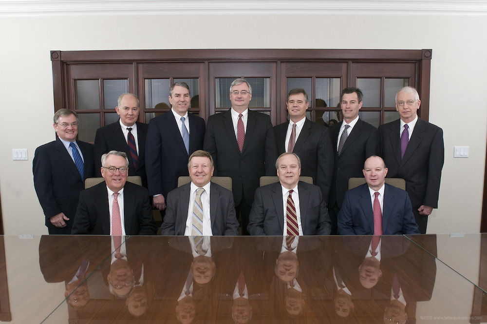 The attorneys of Boehl Stopher & Graves, LLP, photographed Saturday, Jan. 21, 2012 at their offices in Louisville, Ky. (Photo/Brian Bohannon)