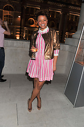 GEMMA CAIRNEY at the Baileys Spirited Women party at Cafe Royal Hotel, Regent's Street, London on 21st March 2013.