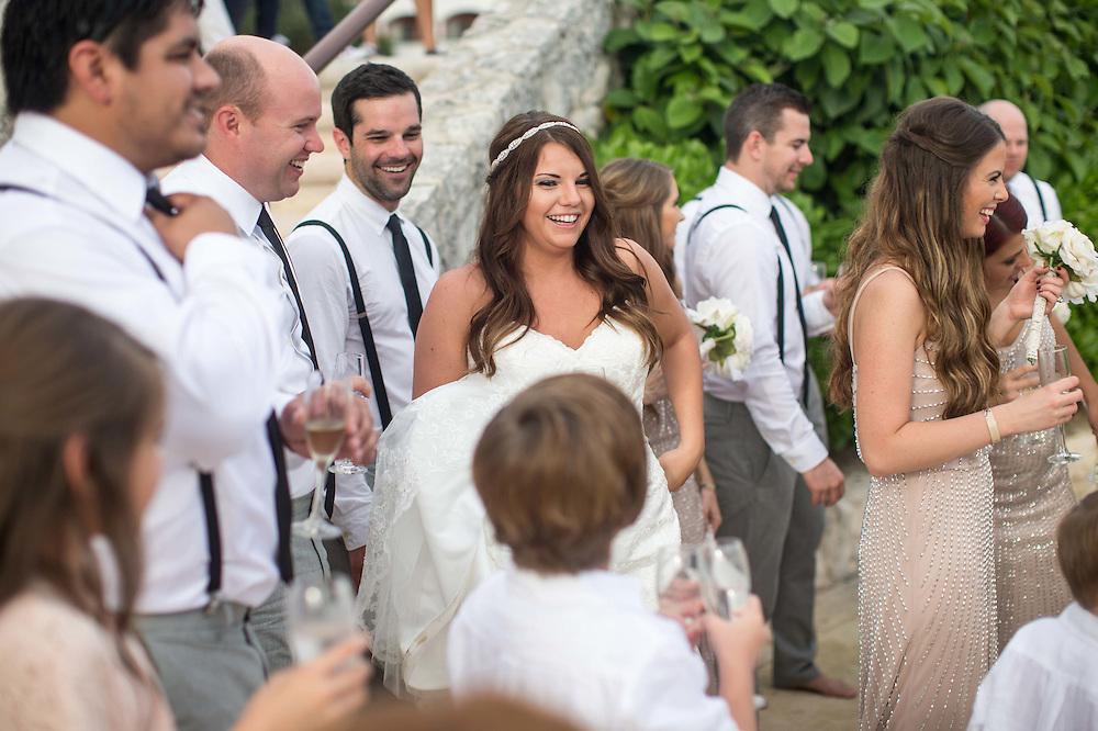 Barry and Mallory wedding Hard Rock Riviera Maya, December, 2015.