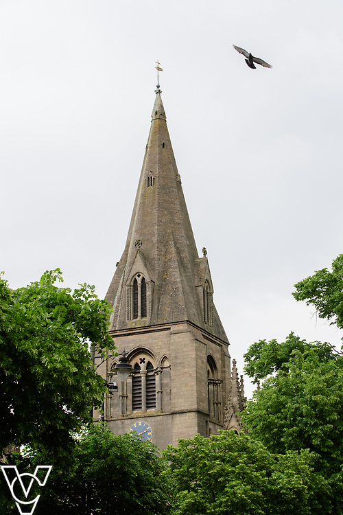 North Kesteven District Council (NKDC) - stock photography: Sleaford Parish Church<br /> <br /> Picture: Chris Vaughan Photography<br /> Date: June 2, 2017