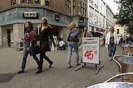 09 September 2005: On the streets of Odense, Denmark. ©2005 Brett Wilhelm/Brett Wilhelm Photography | www.brettwilhelm.com