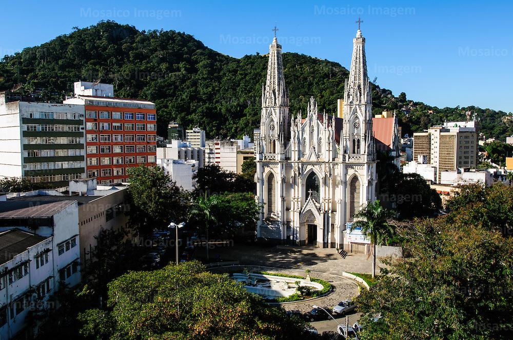 Brasil - Espirito Santo - Vitoria - Catedral Metropolitana de Vitoria - Foto: Gabriel Lordello/ Mosaico Imagem