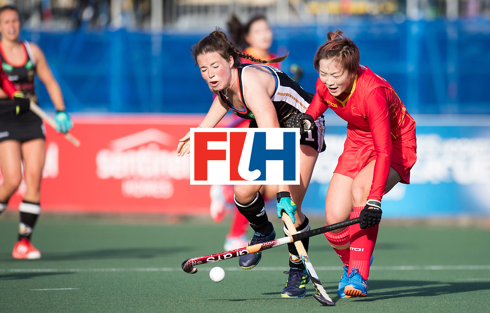AUCKLAND - Sentinel Hockey World League final women<br /> Match id 10297<br /> 07 Germany v China<br /> Foto: Amelie Wortmann.<br /> WORLDSPORTPICS COPYRIGHT FRANK UIJLENBROEK