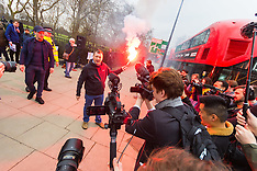2018-03-11 SWNS - Pro Great Britain rally at Speakers' Corner