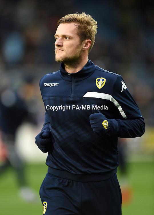 Leeds United's Liam Cooper