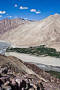 Khalsar village, Nubra valley.