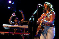 """SO &  SO perform in support of their fourth coming release """"ASAP"""" on April 13 2011  at the House of Blues on the Sunset Strip"""