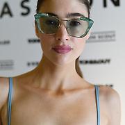 Emma Sengstock is a International Model attend the Fashion Scout - SS19 Day 1, London, UK 14 September 2018.