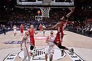 Brooks Jeff<br /> A|X Armani Exchange Olimpia Milano - Grissin Bon Reggio Emilia<br /> Basket Serie A LBA 2019/2020<br /> Milano 01 December 2019<br /> Foto Mattia Ozbot / Ciamillo-Castoria