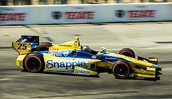 Marco Andretti turn 6 LBGP 2014