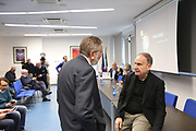 """Giovanni Petrucci, Penati<br /> Conferenza Stampa Presentazione Progetto """"Ragazze in Tiro""""<br /> FIP 2018<br /> Milano, 30/03/2018<br /> Foto F. Bertani / Ciamillo - Castoria"""