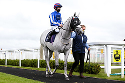 My Style ridden by Charles Bishop trained by Eve Johnson Houghton - Mandatory by-line: Robbie Stephenson/JMP - 06/08/2020 - HORSE RACING - Bath Racecourse - Bath, England - Bath Races