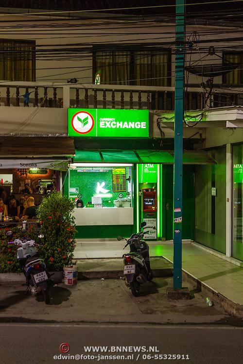 THA/Koh Samui/20160804 - Vakantie Thailand 2016 Koh Samui, geldwisselkantoor, Exchange