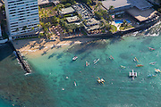 Outrigger Canoe Club, Waikiki, Honolulu, Oahu, Hawaii