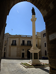 ITALY BRINDISI 11JUL09 - View of Brindisi city centre. ...jre/Photo by Jiri Rezac....© Jiri Rezac 2009