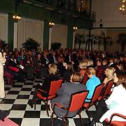Symposium over borstkanker, overzicht, publiek