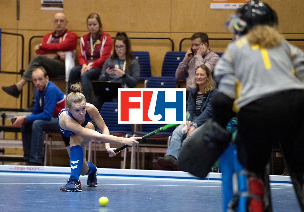 BERLIN - Indoor Hockey World Cup<br /> United States - Namibia<br /> foto: <br /> WORLDSPORTPICS COPYRIGHT FRANK UIJLENBROEK