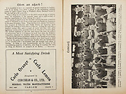 All Ireland Senior Hurling Championship Final,.Programme,.05.09.1954, 09.05.1954, 5th September 1954,.Cork 1-9, Wexford 1-6,.Minor Dublin v Tipperary, .Senior Cork v Wexford,.Croke Park,..Advertisements, Carlo Orange Carlo Lemon Concoran & Co Ltd Mineral Water Manufacturers,