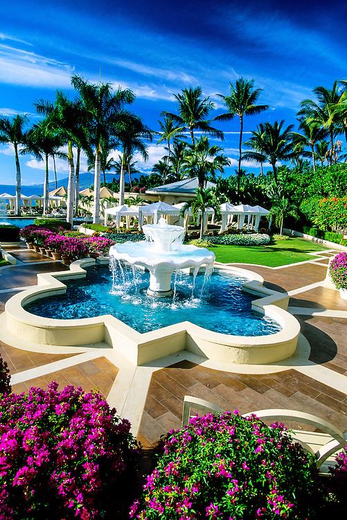 Four Seasons Wailea Hotel, Maui, Hawaii USA