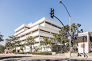 OC Civic Center at Broadway and Santa Ana Blvd