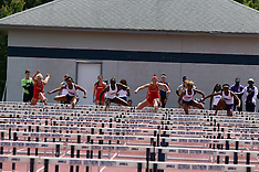 100m HURDLES - W - TRIALS