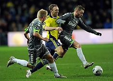 20111128 Brøndby - AC Horsens SAS Liga fodbold