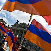 02 Protest von Armeniern
