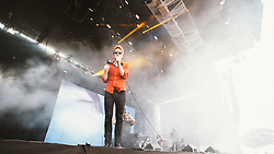 Spoon performs at the 2014 Outside Lands Music and Art Festival - San Francisco, CA - 8/10/14